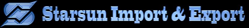 Starsun Import & Export